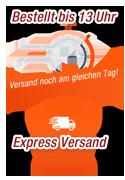 Bestellt bis 13 Uhr - Versand noch am gleichen Tag - Express Versand - ventile24